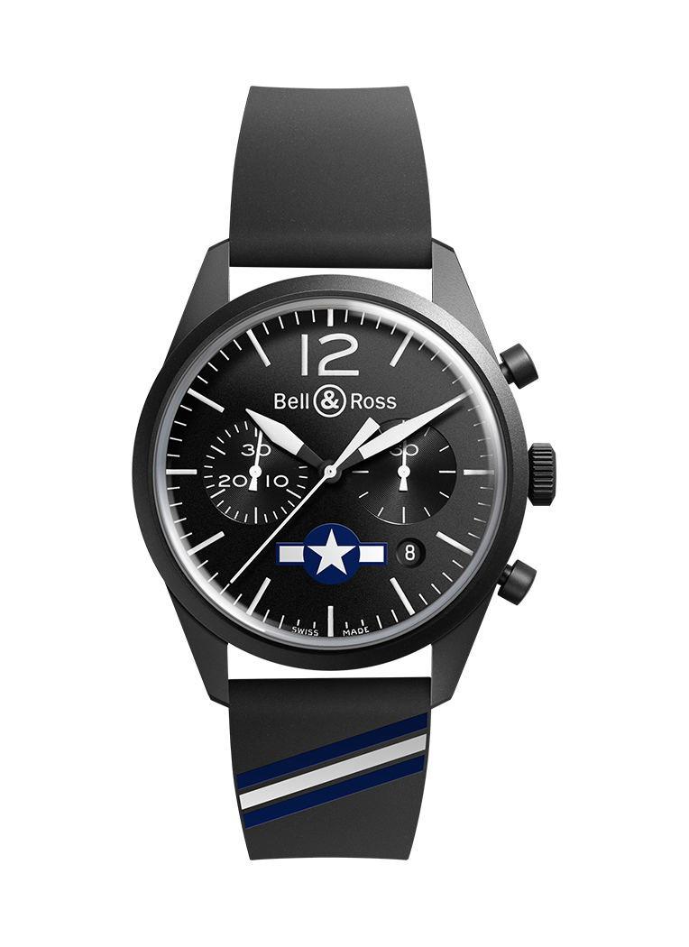 Bell & Ross BR 126 INSIGNA US BRV126-BL-CA-CO/US