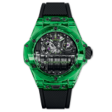MP-11 Power Reserve 14 Days Green Saxem