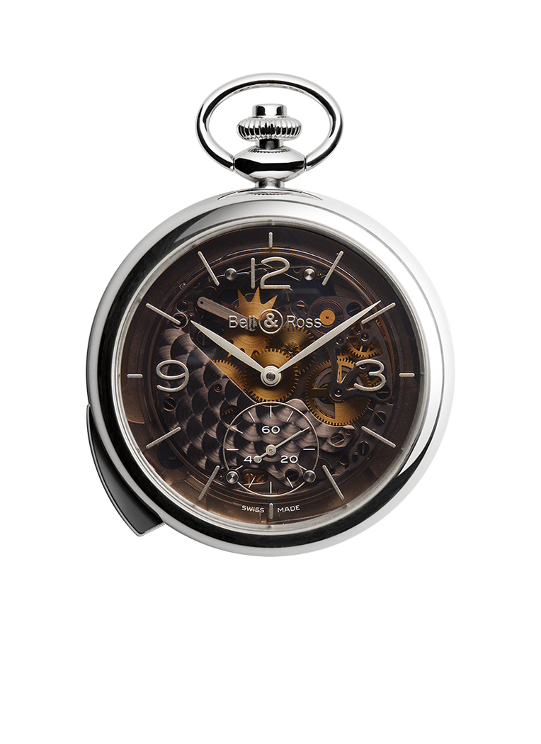 Bell & Ross PW1 REPETITION MINUTES SKELETON BRPW1-REPET-ARG-MI