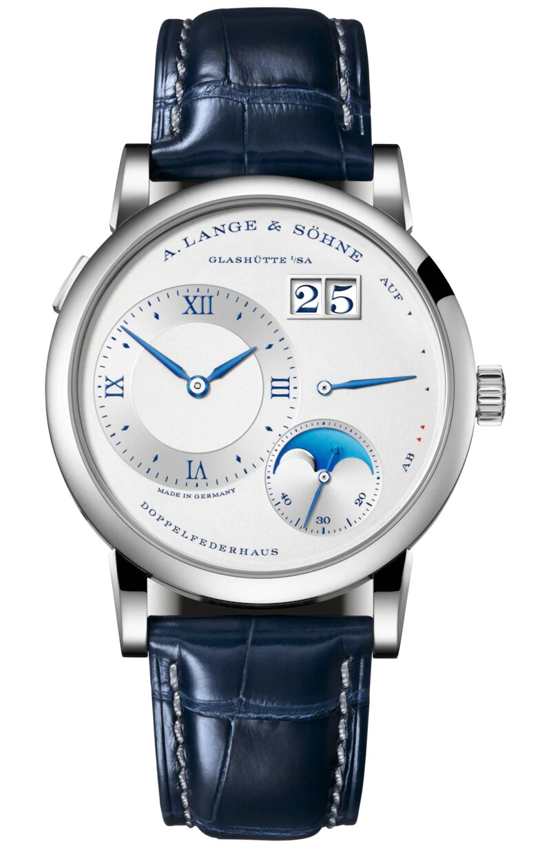 A.L&S Moon Phase «25th Anniversary» 192.066