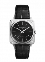 BR S-92 Black Steel Automatic