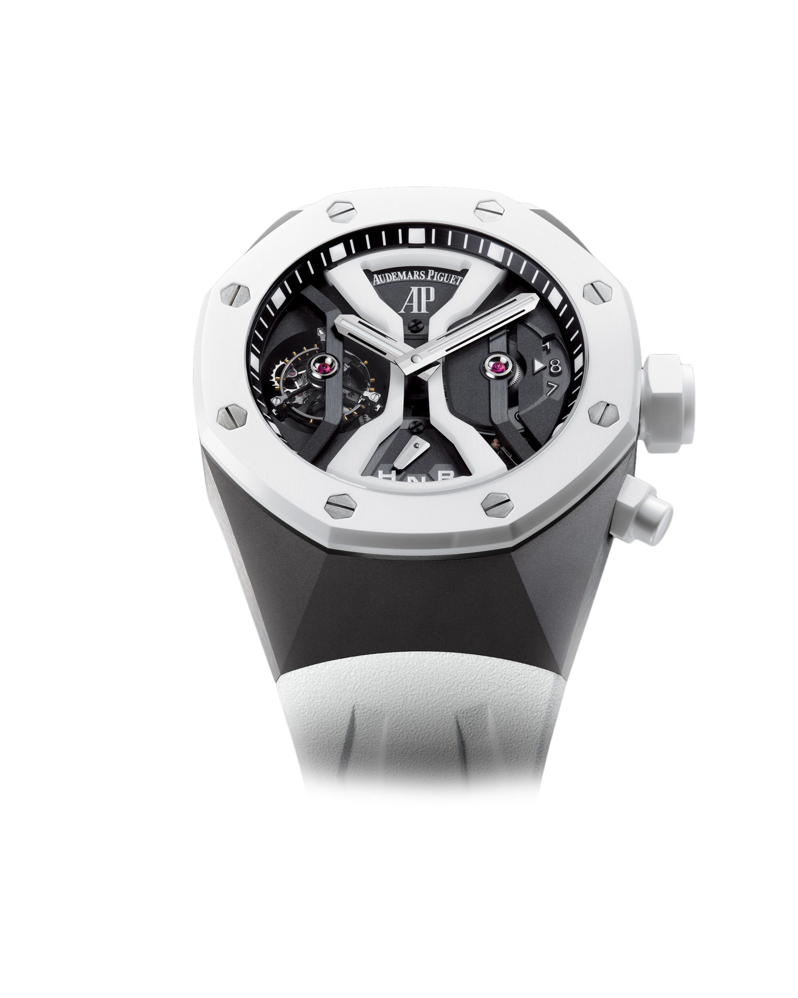 Часы Audemars Piguet TOURBILLON CONCEPT GMT  26580IO.OO.D010CA.01 — additional thumb 4