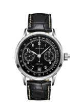 Column Wheel Single Push Piece Chronograph Heritage