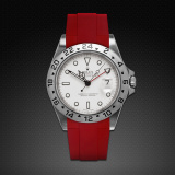 Explorer II 40 Tang Buckle Series Red Devil