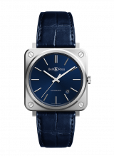 BR S-92 Blue Steel Automatic