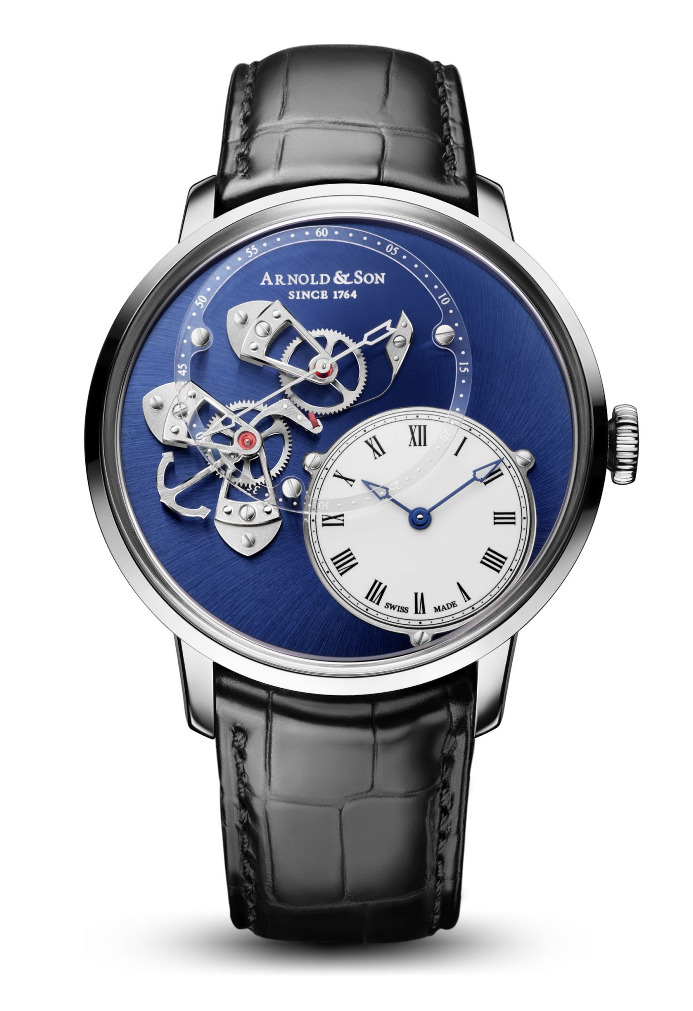 Arnold & Son Dial Side True Beat 1ATAS.U01A.C121S