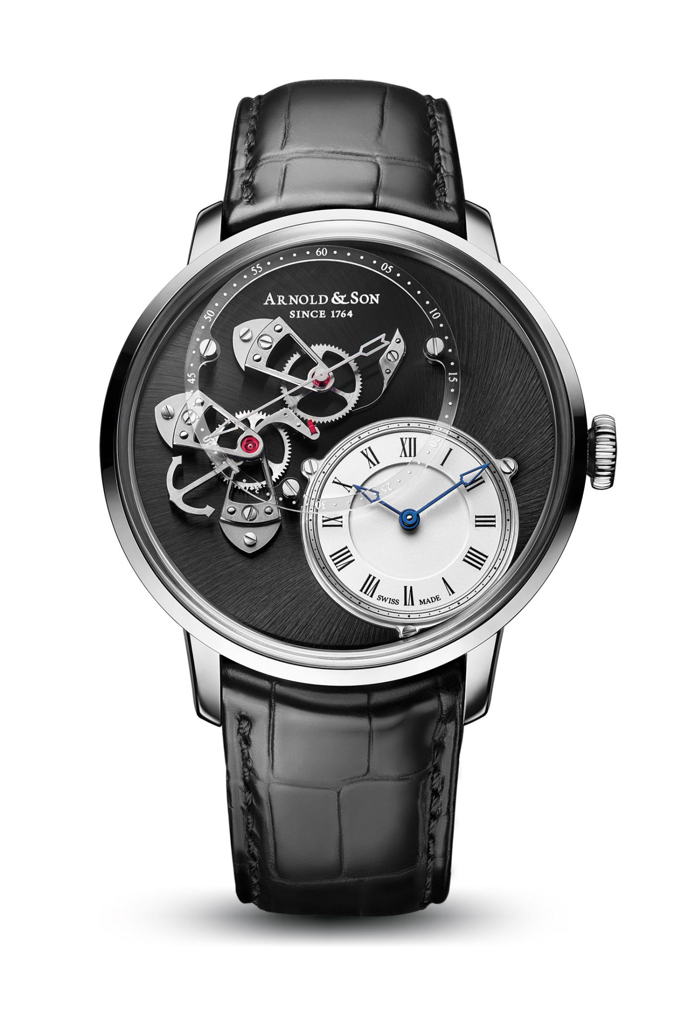 Arnold & Son Dial Side True Beat 1ATAS.S02A.C121S