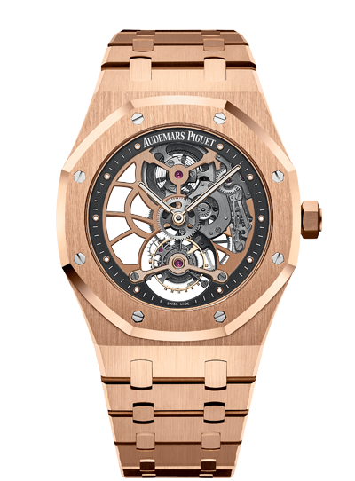 Audemars Piguet TOURBILLON EXTRA-THIN OPENWORKED 26518OR.OO.1220OR.01