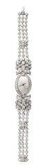 Bracelet Watch with Diamonds