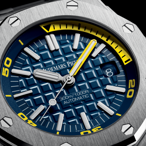 Часы Audemars Piguet DIVER 15710ST.OO.A027CA.01 — additional thumb 1