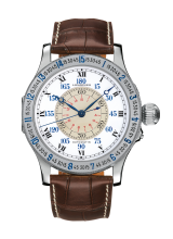 The Lindbergh Hour Angle Watch Heritage