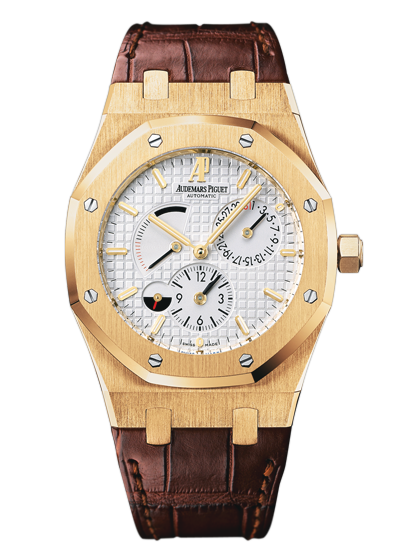 Audemars Piguet Dual Time 26120BA.OO.D088CR.01