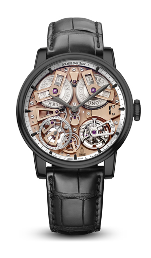 Arnold & Son Tourbillon Chronometer No.36 1ETBS.G01A.T113S