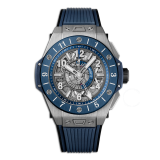 Unico GMT Titanium Blue Ceramic