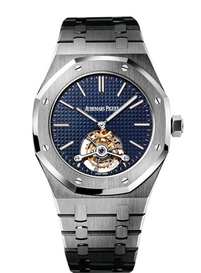 Часы Audemars Piguet Extra-Thin Tourbillon 26510ST.OO.1220ST.01 — main thumb