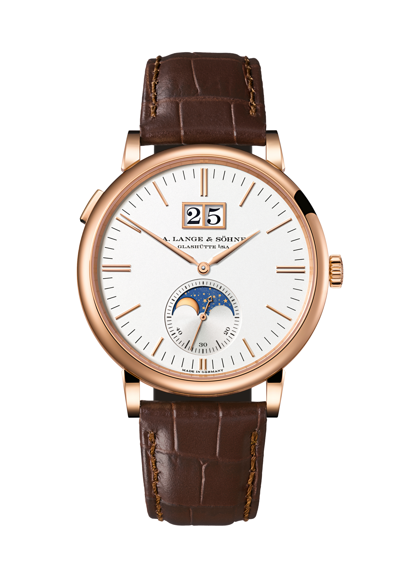 A.L&S Saxonia Moon Phase 384.032