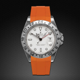 Explorer II 40 Tang Buckle Series Mandarin Orange