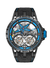 Excalibur Spider Pirelli Double Flying Tourbillon