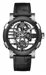 Skylab 48 Speed Metal Anthracite Skull