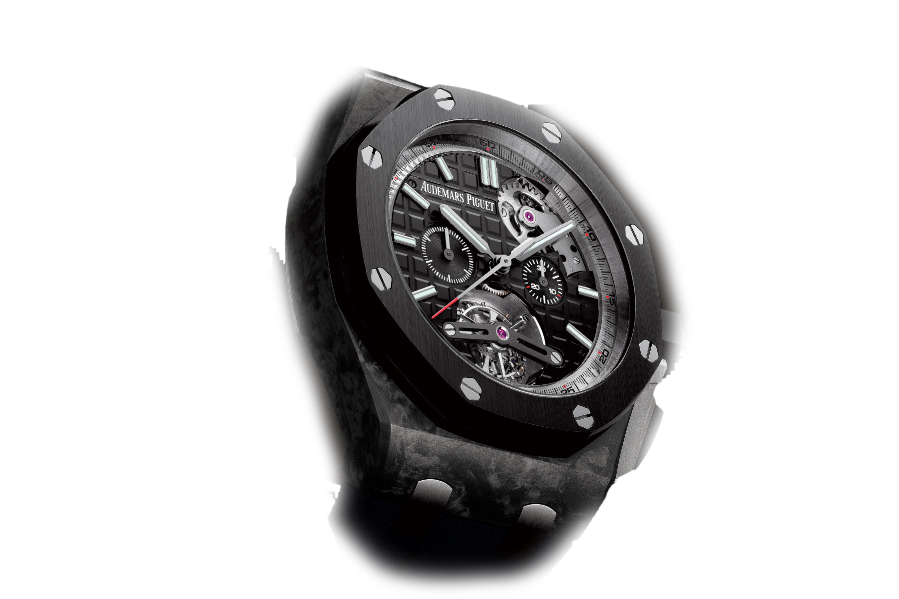 Часы Audemars Piguet TOURBILLON CHRONOGRAPH 26550AU.OO.A002CA.01 — additional thumb 3