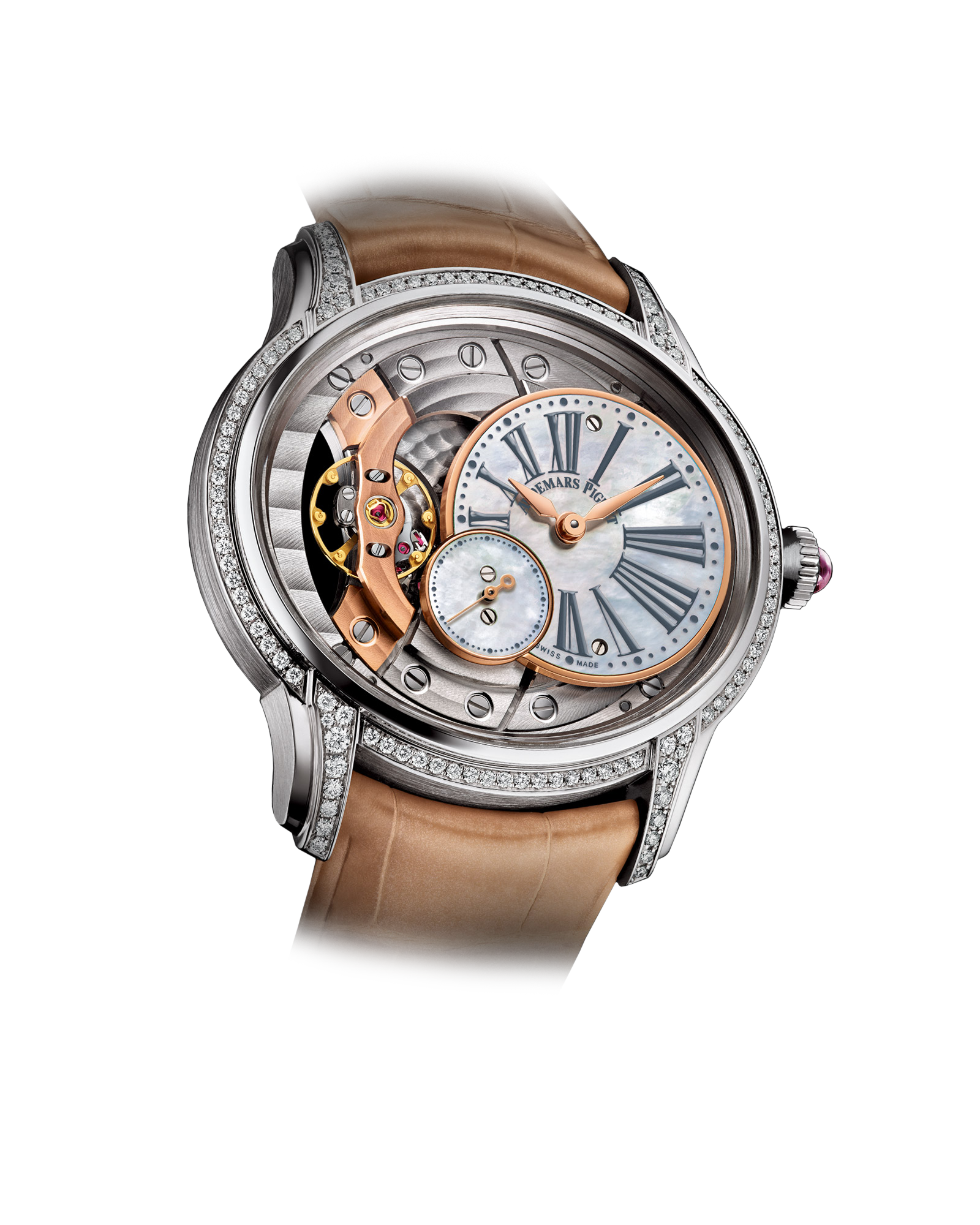 Часы Audemars Piguet HAND-WOUND  77247BC.ZZ.A813CR.01 — additional thumb 1