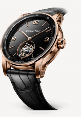 Floating tourbillon automatic