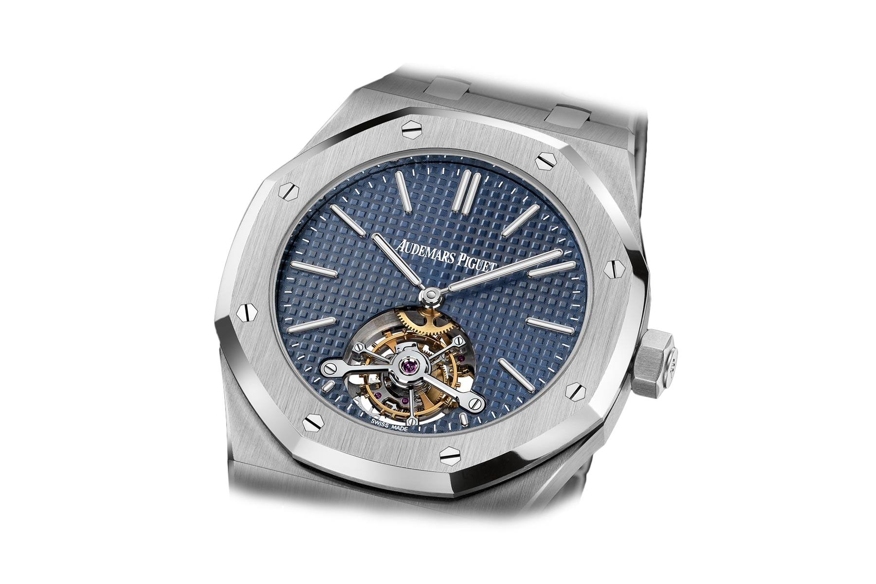 Часы Audemars Piguet Extra-Thin Tourbillon 26510ST.OO.1220ST.01 — additional thumb 1