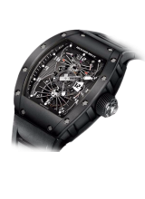 RM 022 Aerodyne Tourbillon Dual Time Zone Carbon