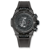 Unico All Black Sapphire 45 mm