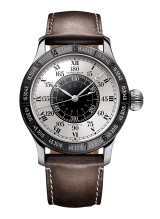The Lindbergh Hour Angle Watch 90th Anniversary Heritage