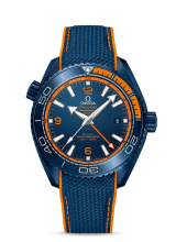 PLANET OCEAN 600M CO-AXIAL MASTER CHRONOMETER GMT