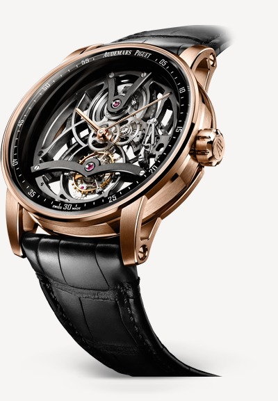 Audemars Piguet Tourbillon — Skeleton 26600OR.OO.D002CR.01