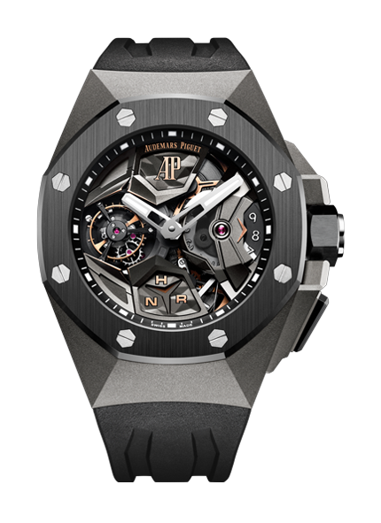 Audemars Piguet Flying Tourbillon GMT 26589IO.OO.D002CA.01