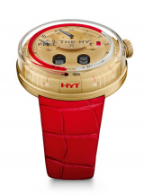 H0 Gold Red