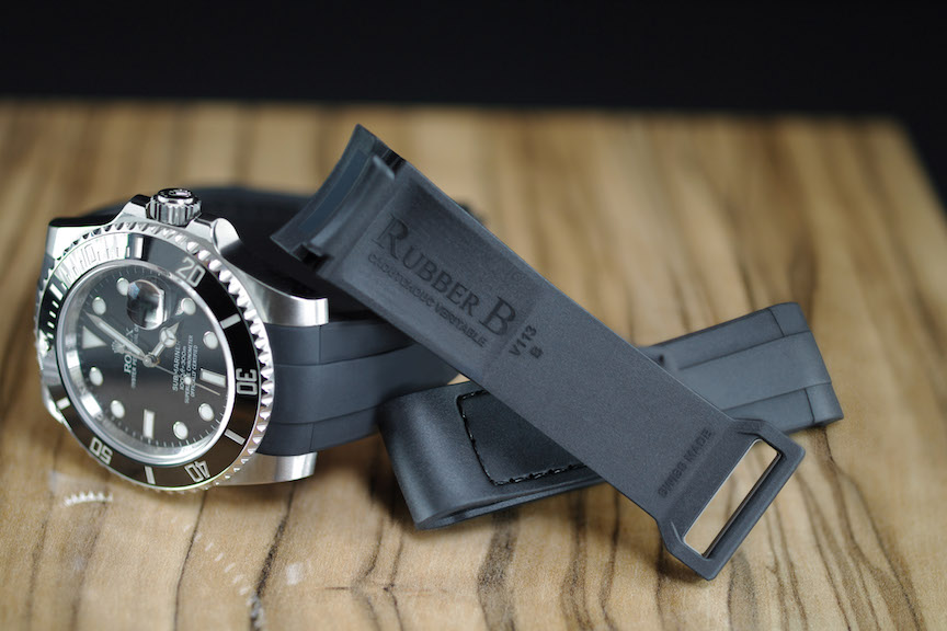 GMT Master II Non-Ceramic Velcro Series Jet Black S — additional thumb 2