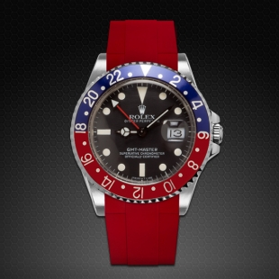 Rubber B  GMT Master Classic Series Red Devil M103-RD-GMTM