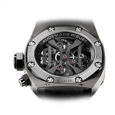 Часы Audemars Piguet GMT Tourbillon Concept 26560IO.OO.D002CA.01 — additional thumb 2