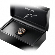 Часы Audemars Piguet Leo Messi Limited Edition Chronograph 26325OL.OO.D005CR.01 — additional thumb 1